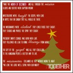 Missionary Mail: Christmas Poem