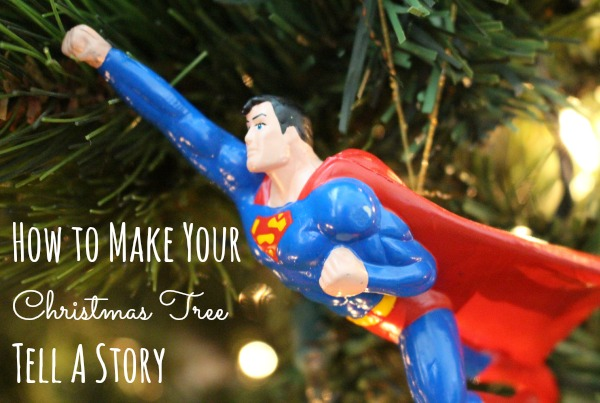 How To Make Your Christmas Tree Tell A Story