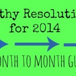 Healthy Resolutions for 2014