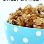 Homemade Sweet Granola