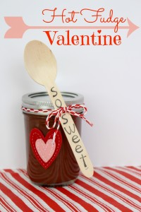 Hot Fudge Valentine