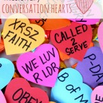 Missionary Mail: Conversation Hearts