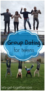 Group Dating for Teens