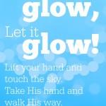 FROZEN Girls Camp-Let It Glow!