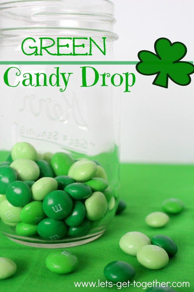 Green Candy Drop from Let's Get Together