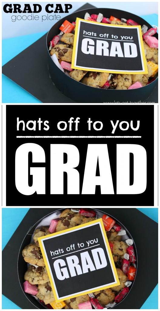 Grad Cap collage