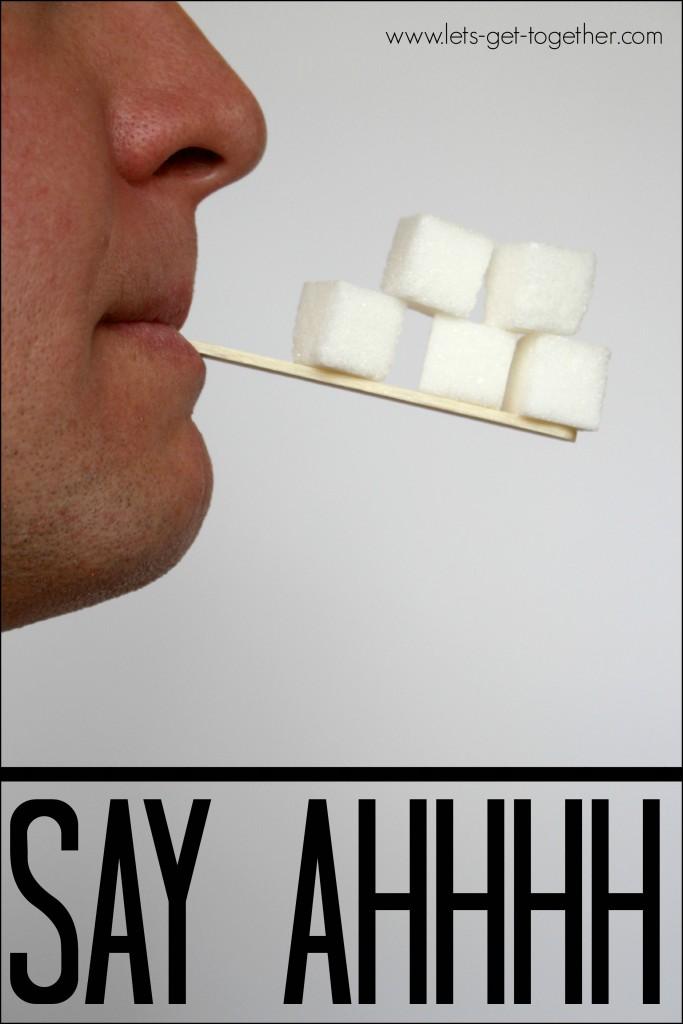 Say Ahhhh