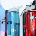 July: Drink More Water