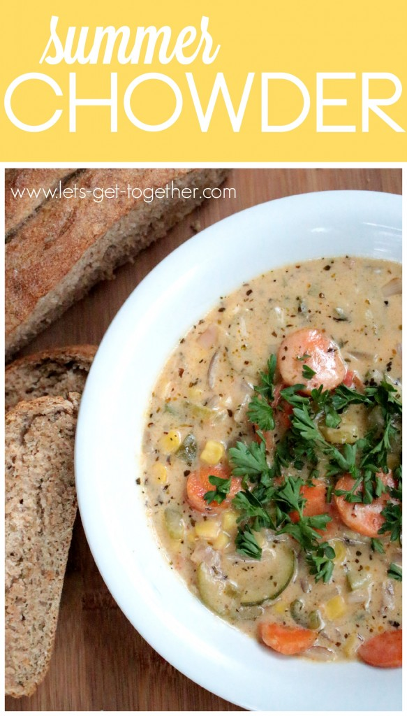 Summer Chowder from Let's Get Together