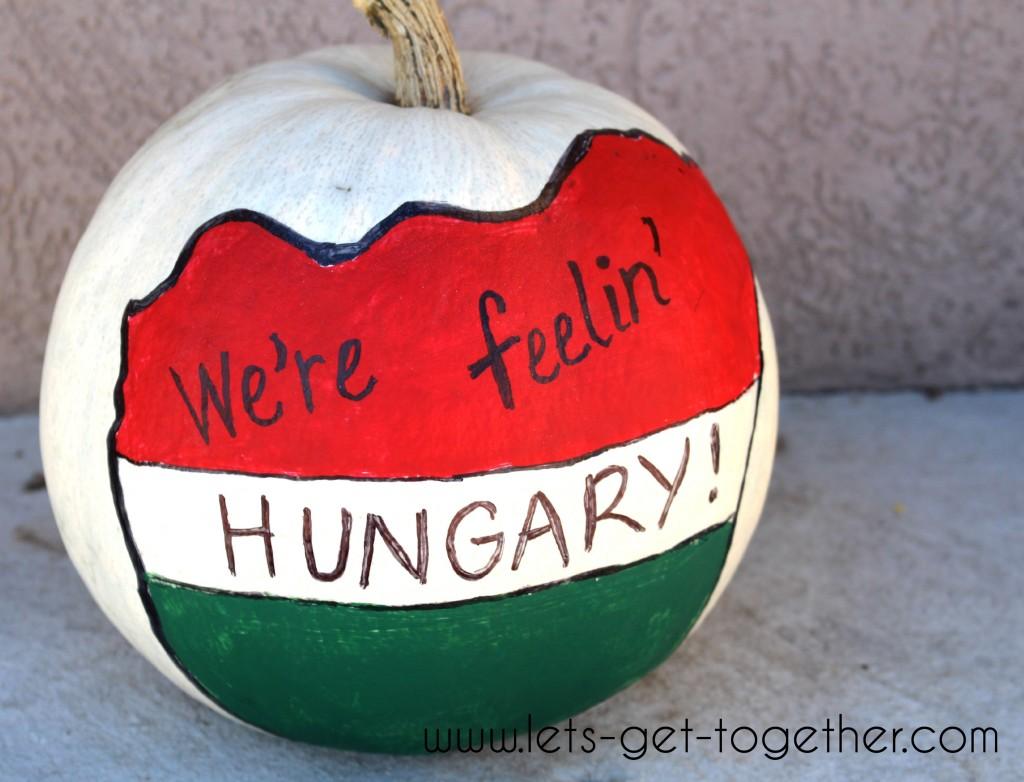 Hungary Pumpkin