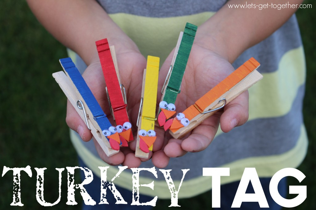 Turkey Tag from Let's Get Together
