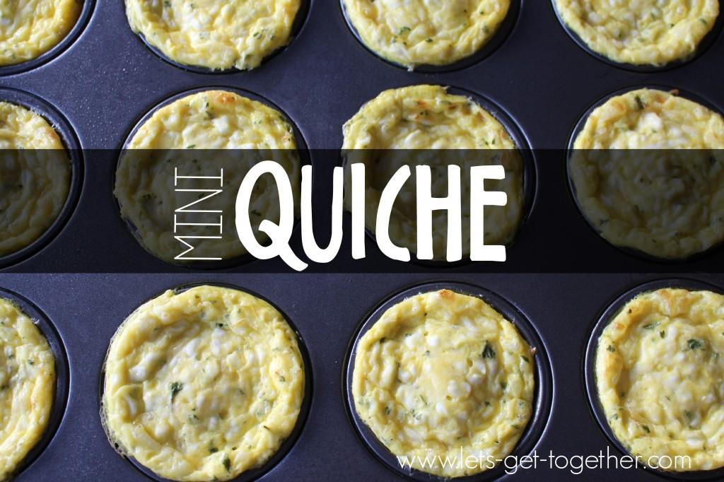 Muffin Tin Quiche