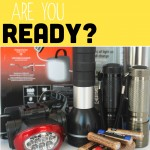 Are You Ready? The Basics of Being Prepared