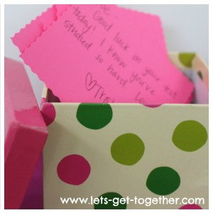 Love Notes: 4 Ways to Say I Love You