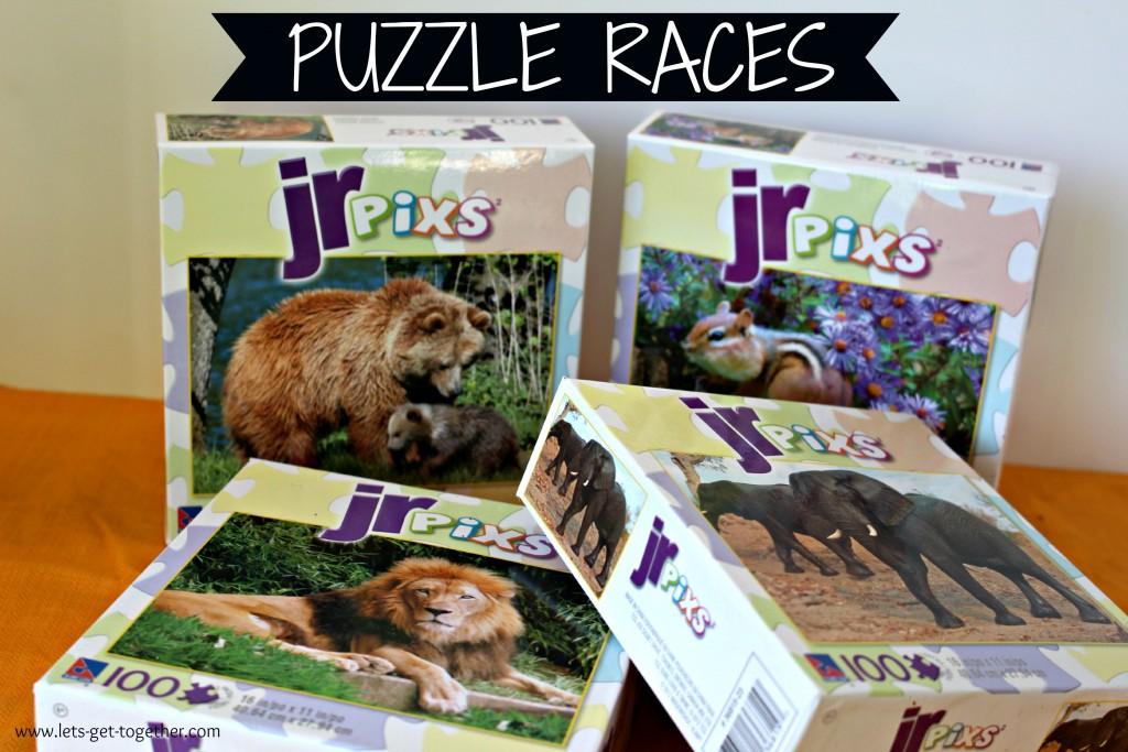puzzleraces
