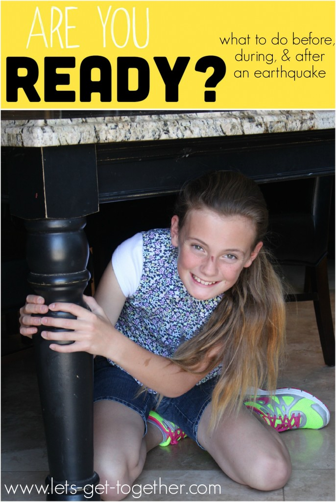 Are You Ready What To Do Before, During, & After an Earthquake