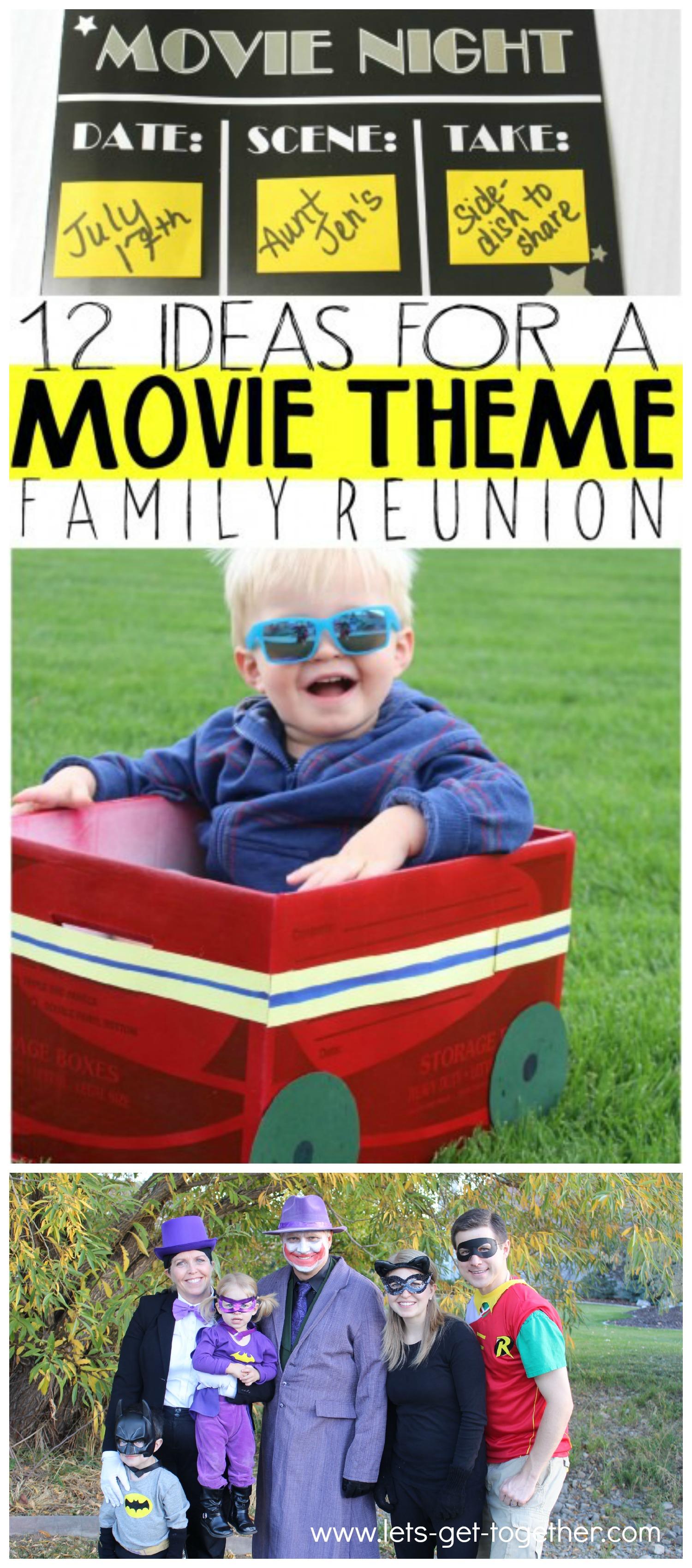Family Reunion Movies Theme