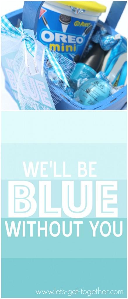Blue Free Printable