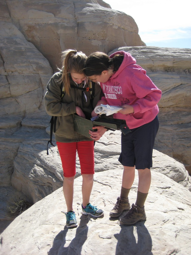 Goblin Valley Geocache