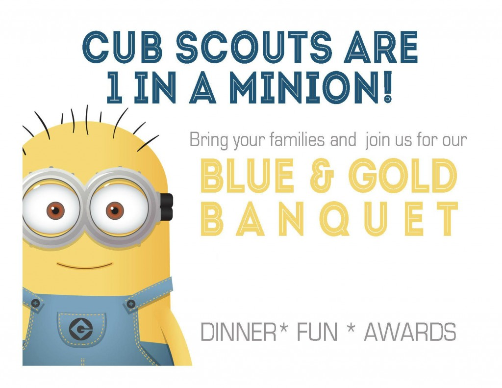Minion Invite - ready to edit