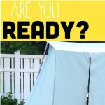 Are You Ready? Let's Talk Tents