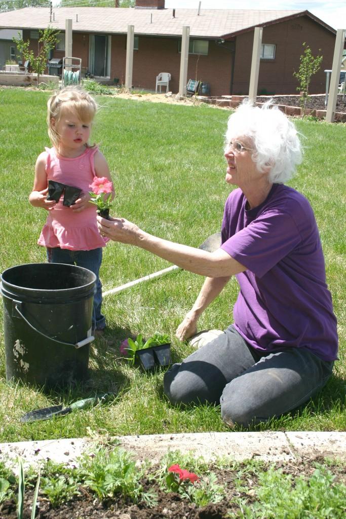 pic 2 Grandparents Video