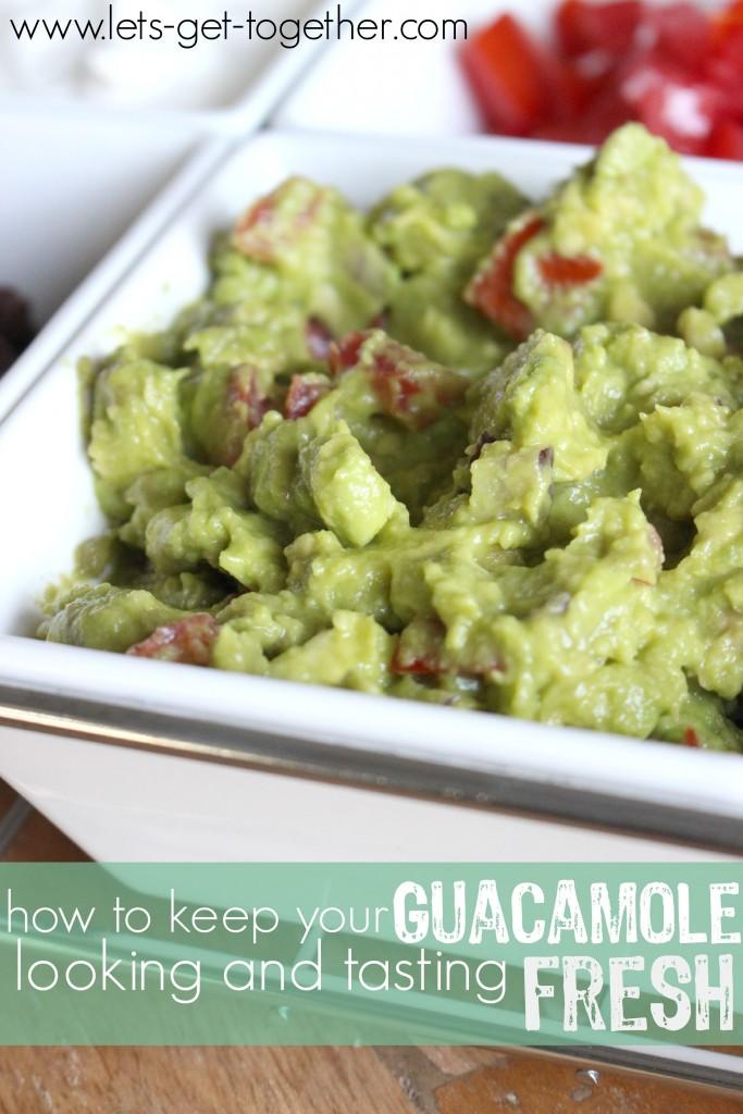 Guacamole Tip