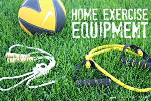 My Favorite Home Exercise Equipment