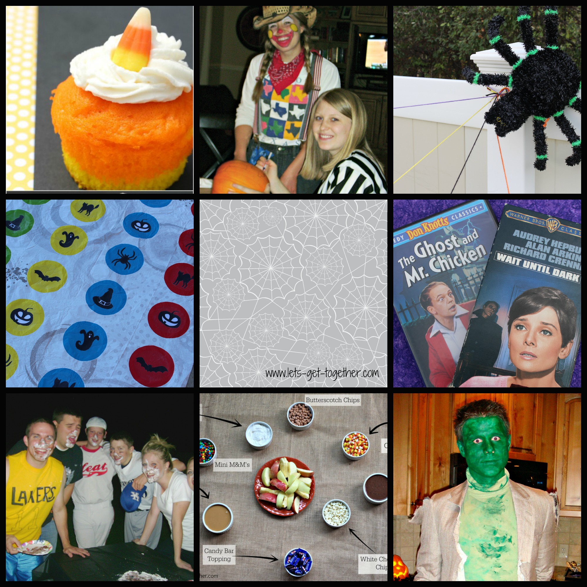 10 Things You Need for a Family-Style Halloween Party
