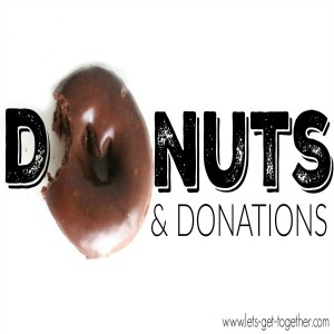 Donuts & Donations: Giving the Gift of Giving