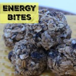 Energy Bites Square