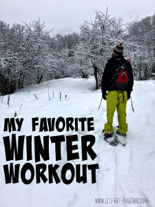 My Favorite Winter Workout
