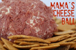 Mama's Cheese Ball