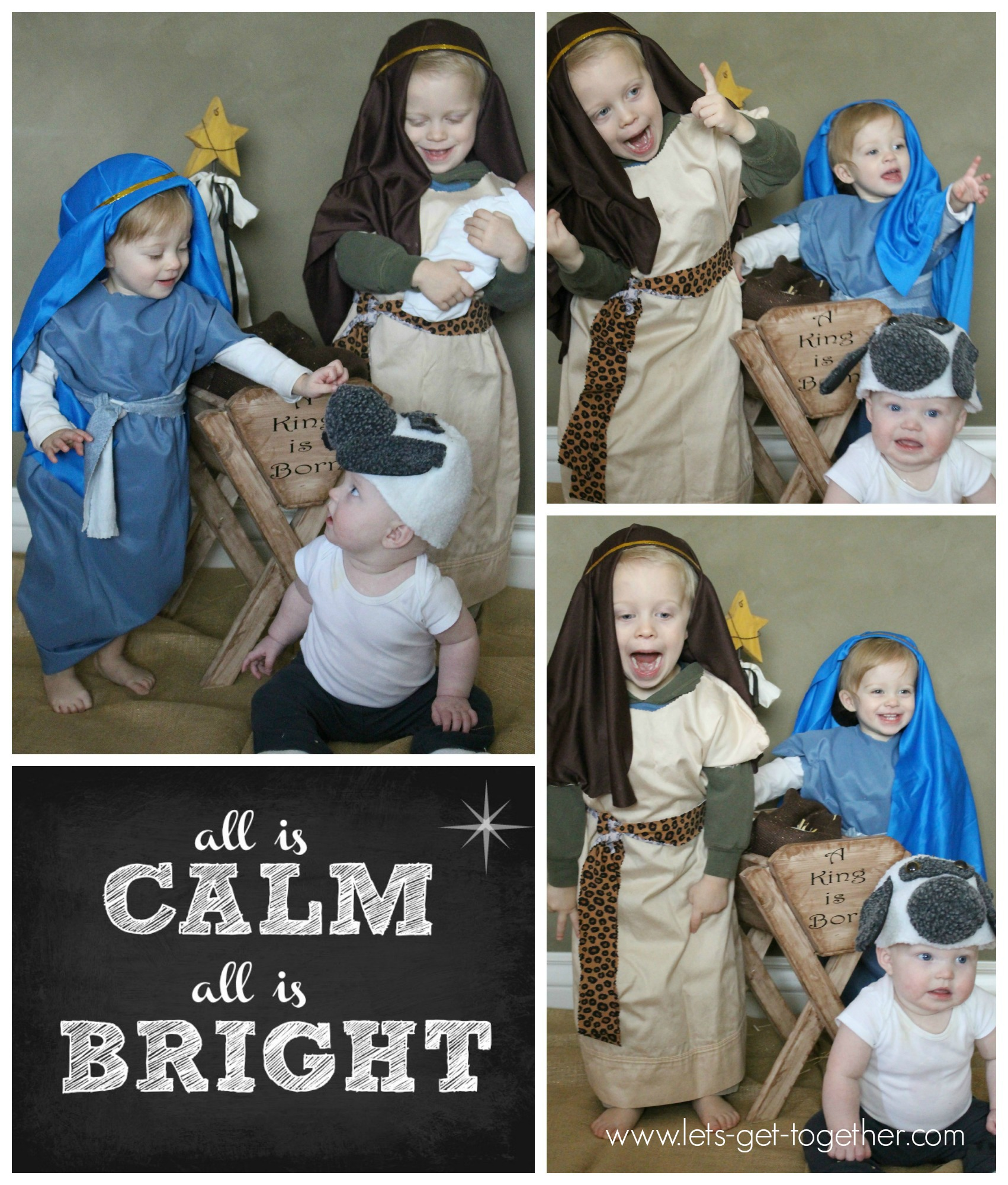 The christmas game the twenty most recommendable christmas books diy nativity costumes solutioingenieria Image collections