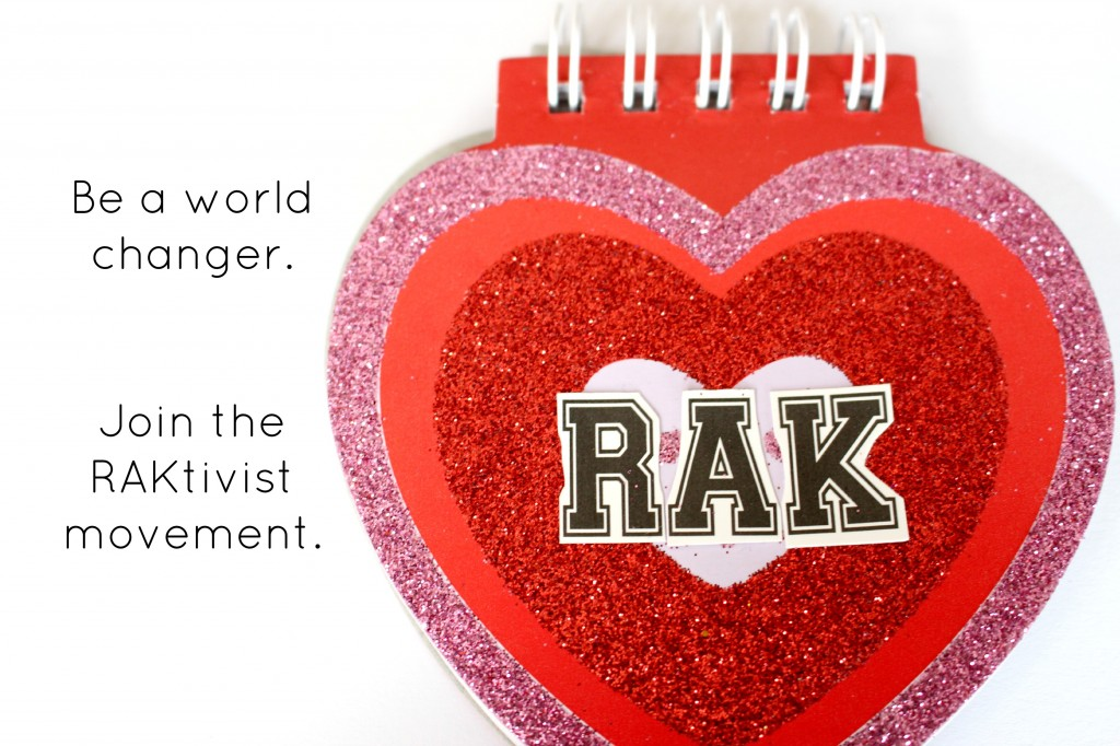 Join the RAKtivist Movement
