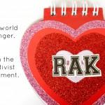 Be a RAKtivist