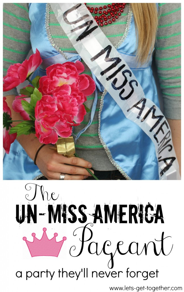 Un-Miss America Pageant Party
