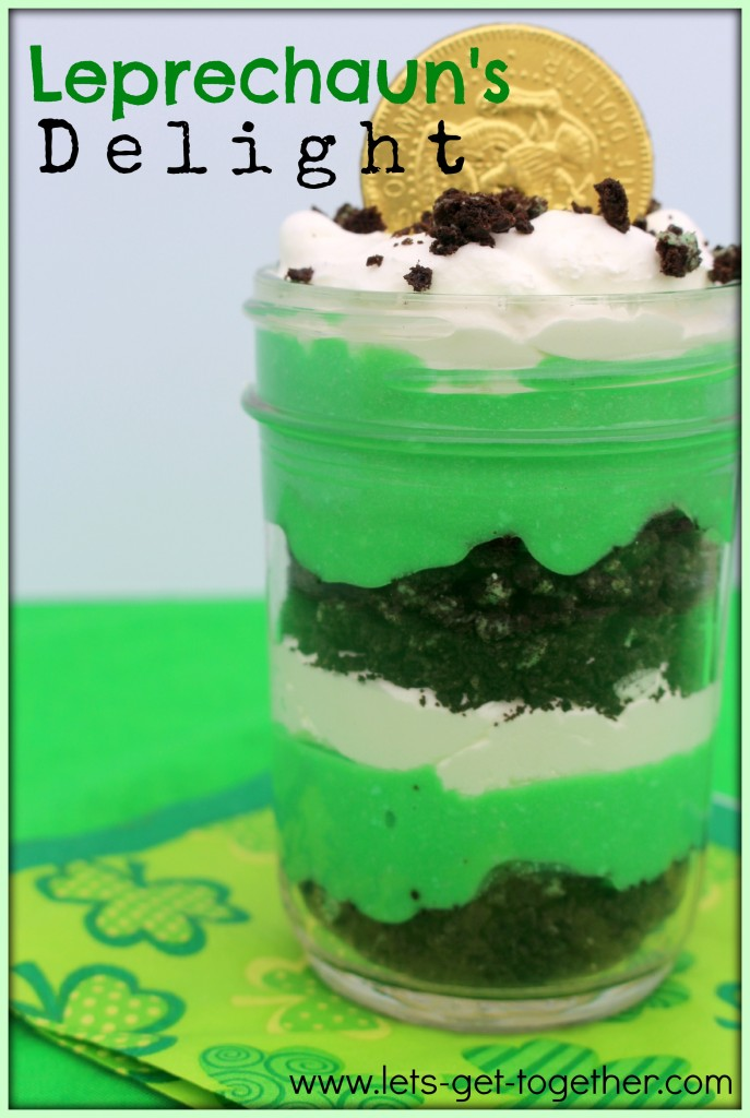 Leprechaun's Delight from Let's Get Together