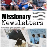 Missionary Newsletters