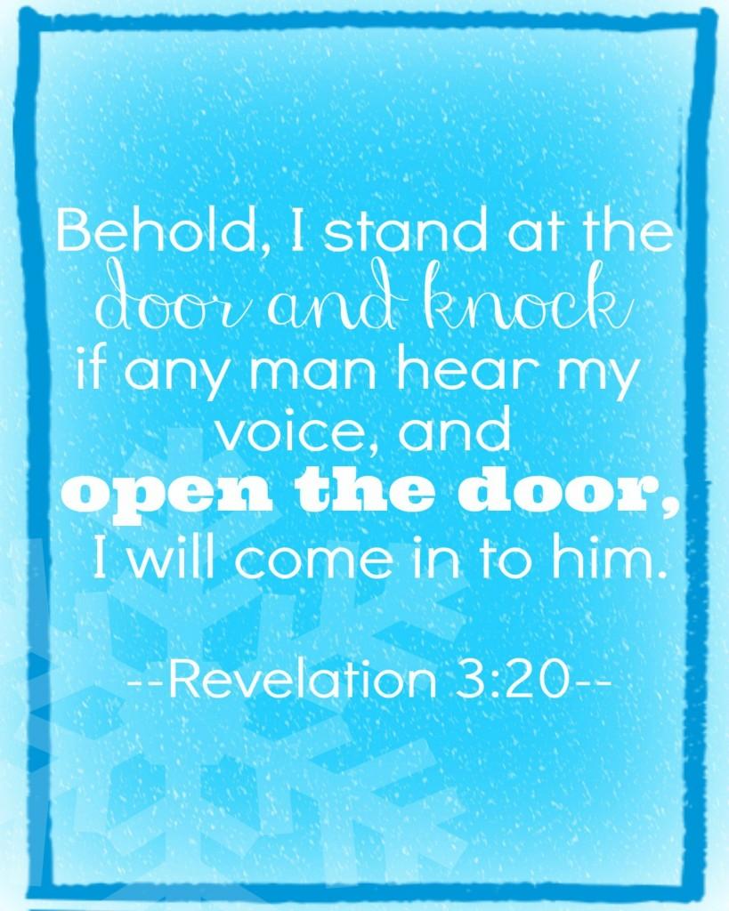 Revelation 320 16x20