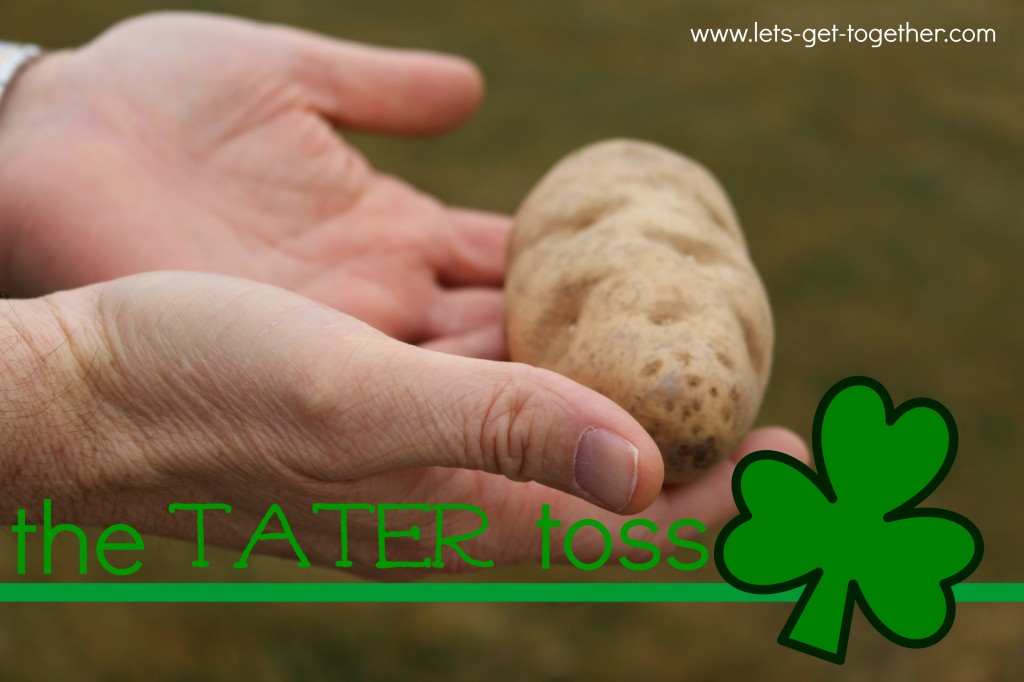 Tater Toss from Let's Get Together