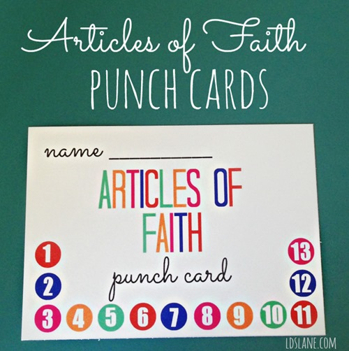 Articles of Faith Free Printable Punch Cards_thumb[3]