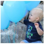 First Birthday Book of Wishes & GIVEAWAY