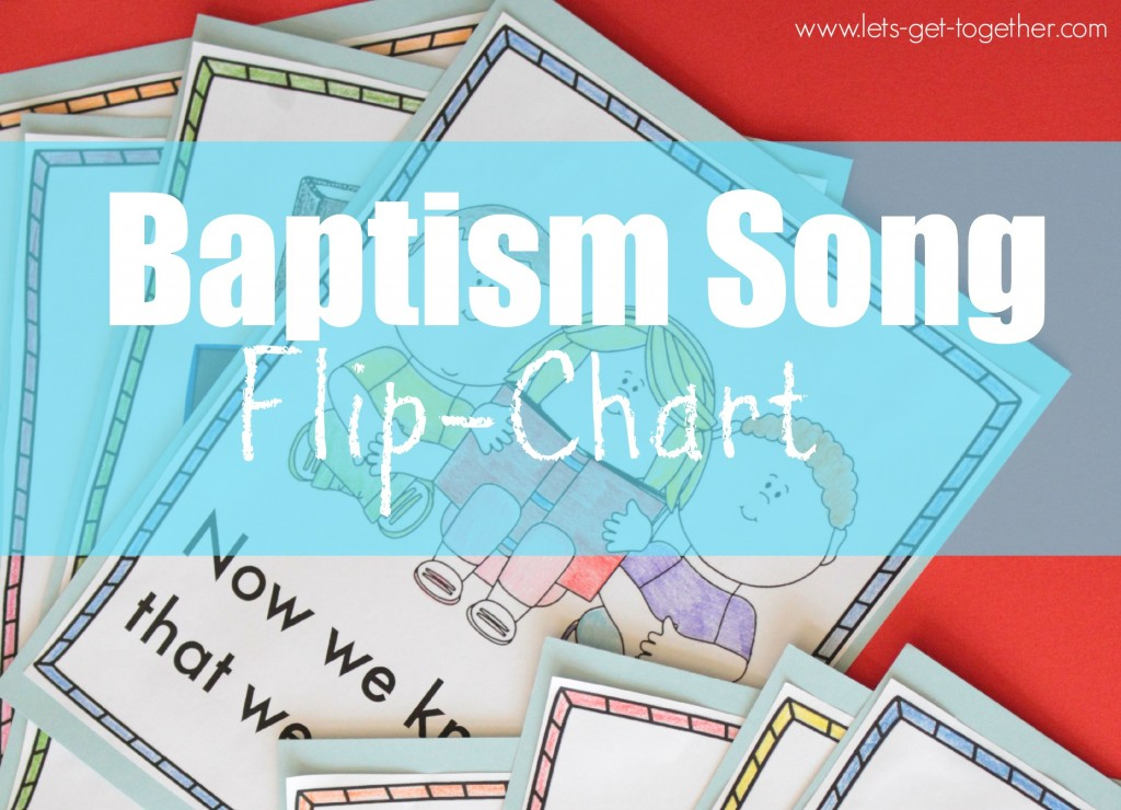 Baptism Song