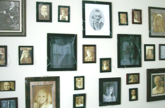 Witches Tea Portrait Wall