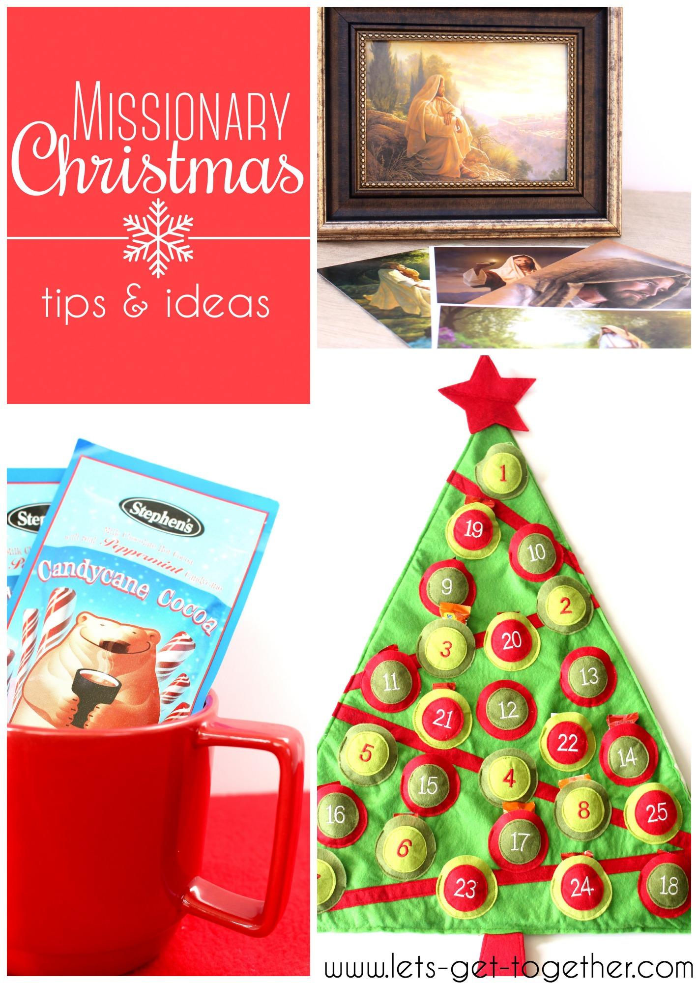 Missionary Christmas: Tips & Ideas