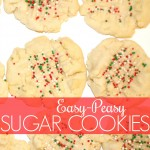 Holiday Magic and the Easy-Peasy Sugar Cookie
