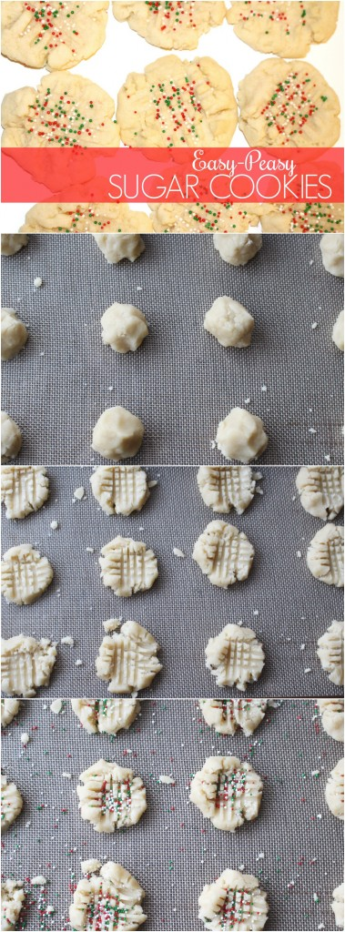 Sugar Cookie Steps