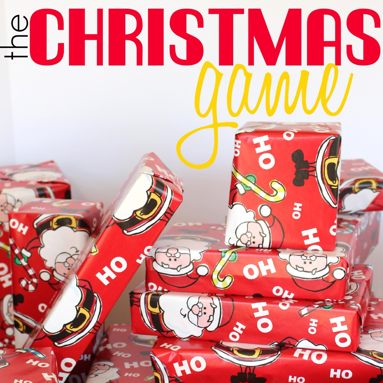 Christmas Party Games Ideas For Adults: The Christmas Game
