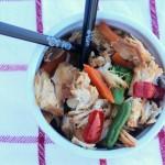 Crockpot Rice Bowl Chicken
